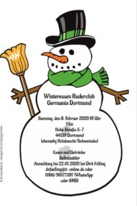 Einladung Winteressen